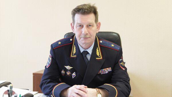 Первый заместитель начальника Главного управления по контролю за оборотом наркотиков МВД РФ Кирилл Смуров