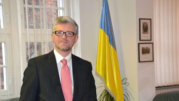 Посол Украины в Германии Андрей Мельник