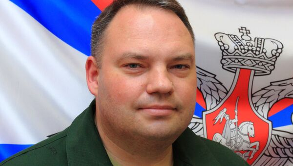 Начальник управления лесного хозяйства Минобороны России (Оборонлес) Дмитрий Ольховик