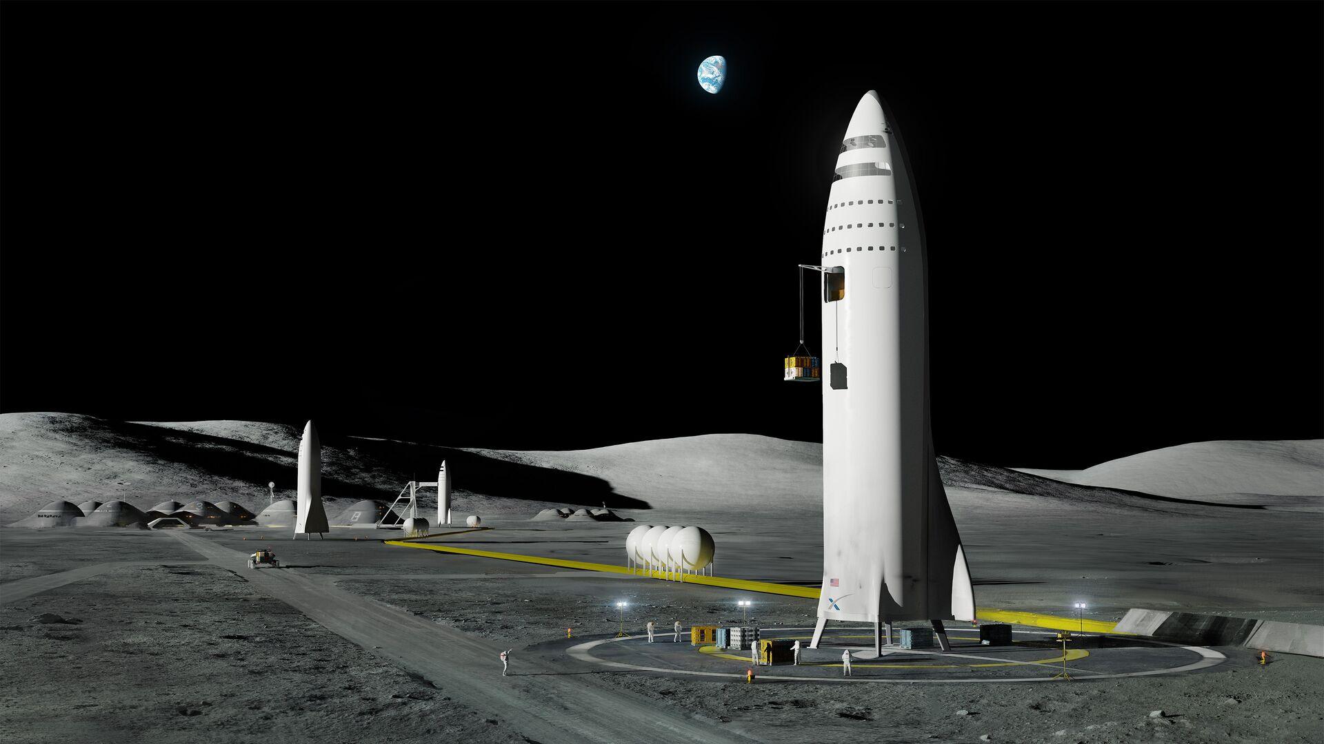Космонавт оценил слова Маска о будущих жертвах покорения Марса
