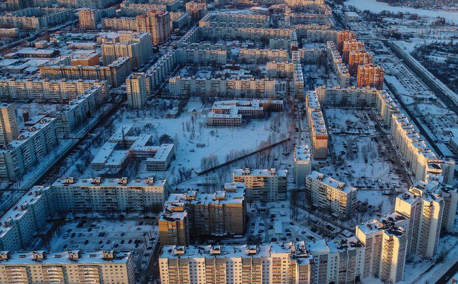 Ново-Савиновский район Казани