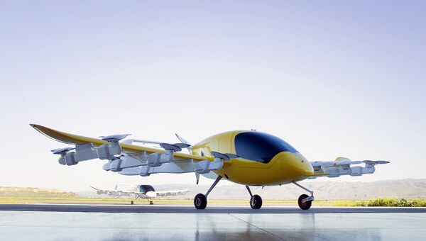 Беспилотное летающее такси Cora