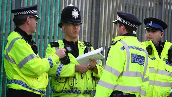 Сотрудники британской полиции в Солсбери, Великобритания. 13 марта 2018