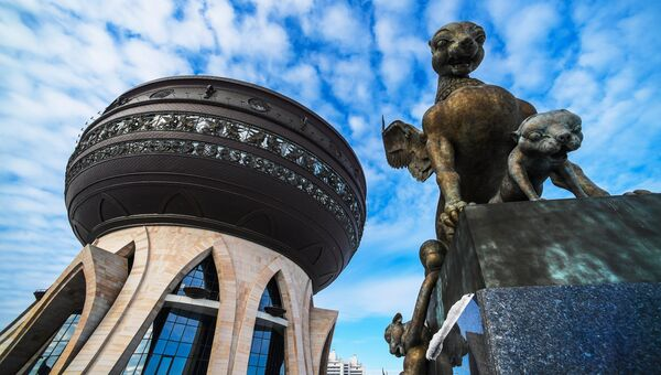 Центр семьи Казан в Казани