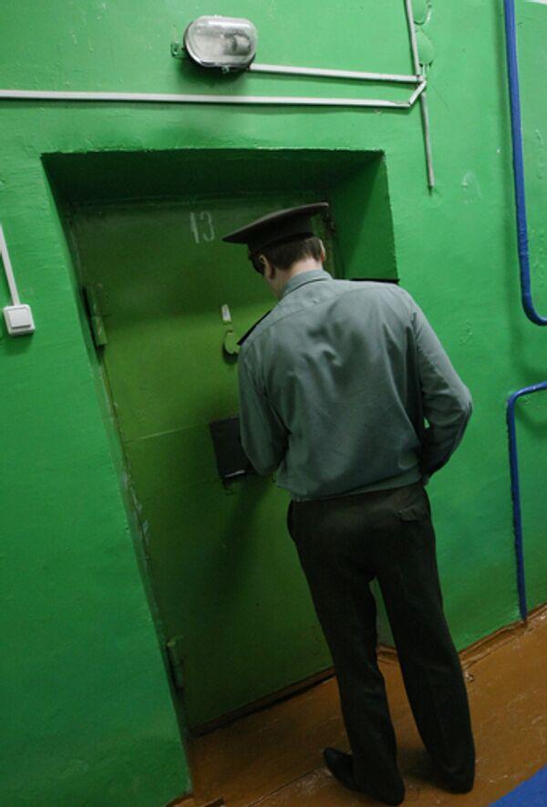 Тюремная камера. Архив