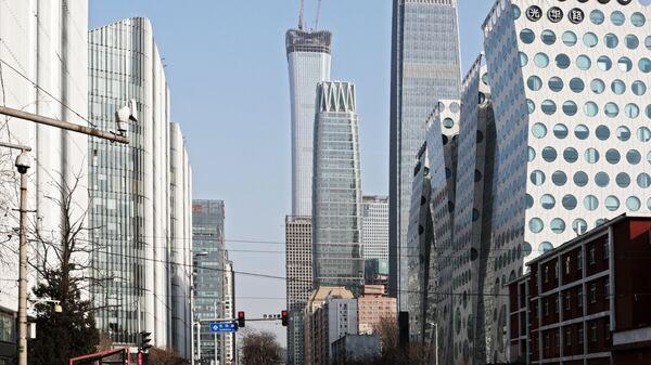 Деловой район Пекина Гомао