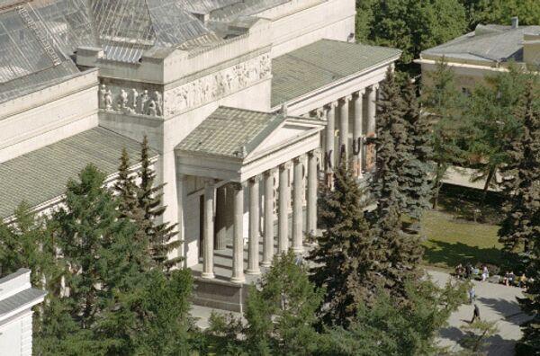 Музей изобразительных искусств им. А. С. Пушкина в Москве
