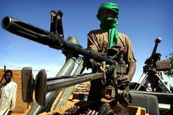 Суданские повстанцы отрицают причастность к катастрофе Ми-8 в Дарфуре