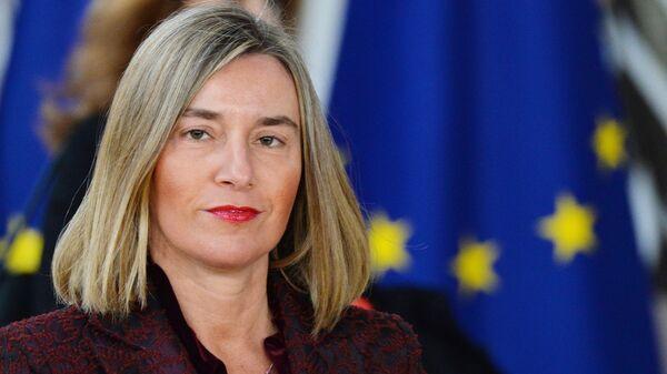 Могерини подтвердила, что ЕС не признает суверенитет Израиля над Голанами