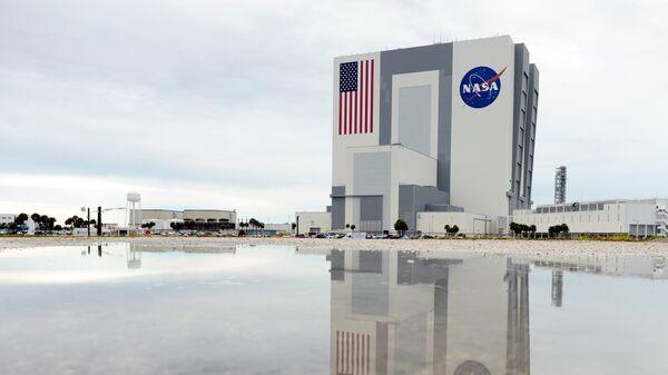 Здание вертикальной сборки НАСА