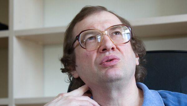 Предприниматель, основатель компании МММ Сергей Мавроди. Архивное фото