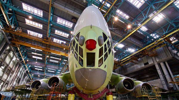 Топливозаправщик Ил-78М-90А