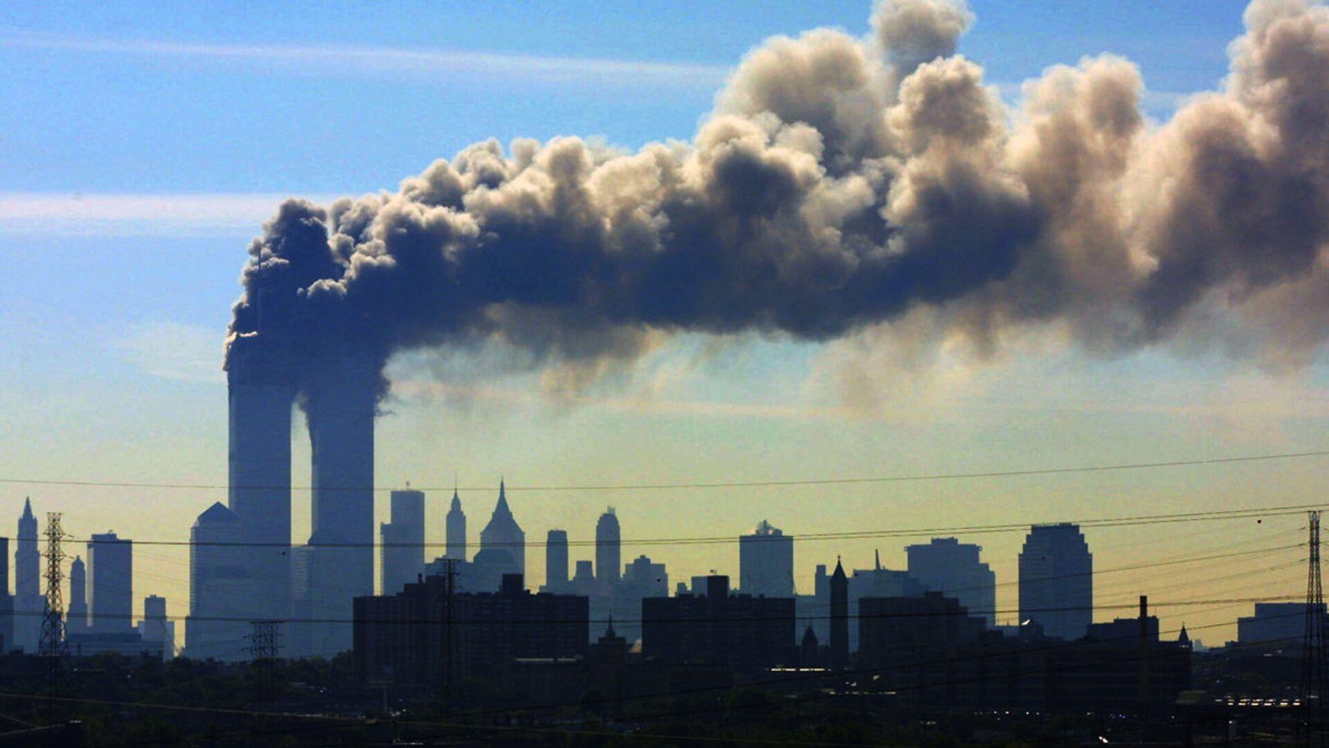 Теракт 11 сентября 2001 в Нью-Йорке - РИА Новости, 1920, 13.05.2020