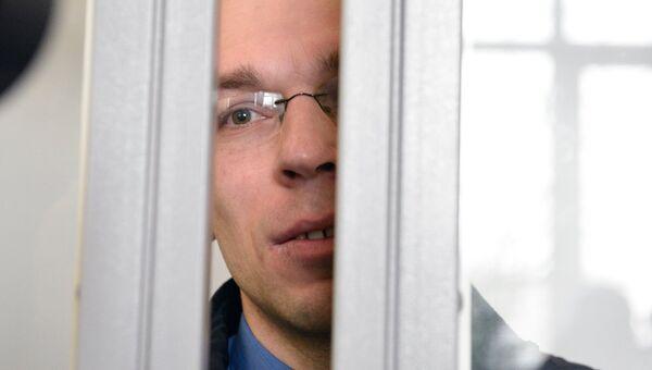 Журналист Василий Муравицкий. Архивное фото