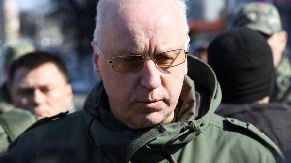 Председатель Следственного комитета РФ Александр Бастрыкин