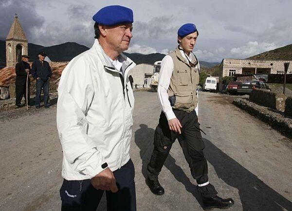 Миссия военных наблюдателей Евросоюза