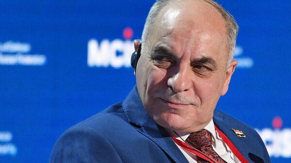 Заместитель Министра обороны Сирийской Арабской Республики Махмуд Шава