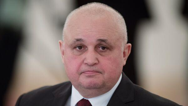Временно исполняющий обязанности губернатора Кемеровской области Сергей Цивилев. Архивное фото