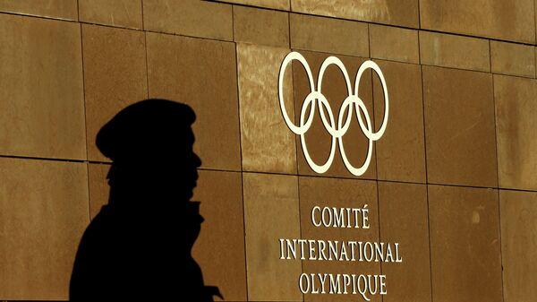 Логотип МОК