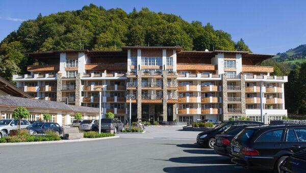 Отель Елены Батуриной Grand Tirolia в Австрии