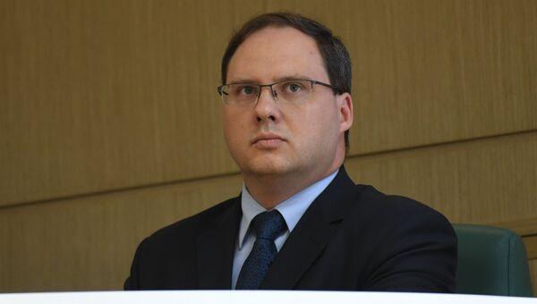 Алексей Груздев. Архивное фото