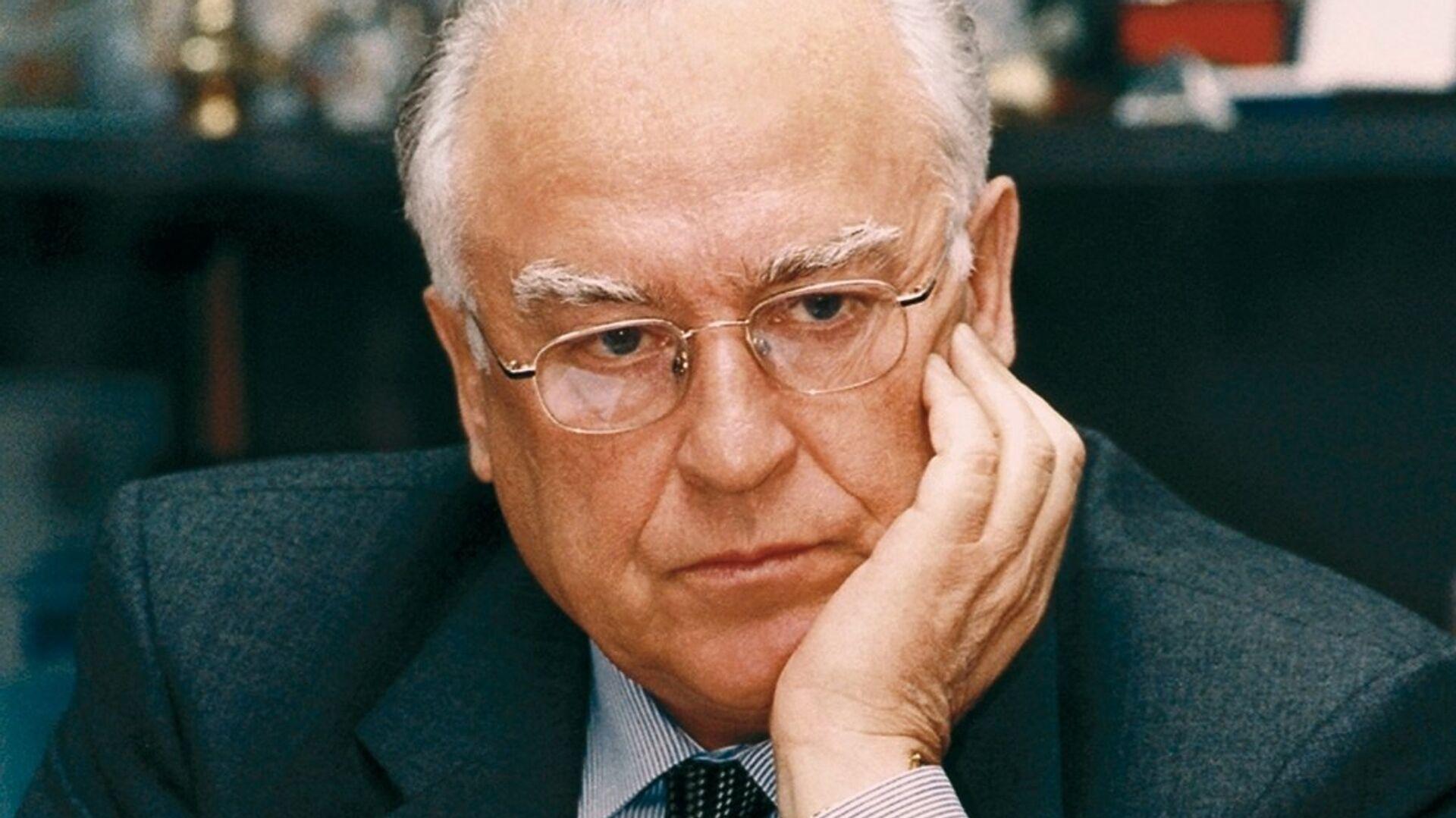 Виктор Черномырдин в 2003 году - РИА Новости, 1920, 03.04.2020