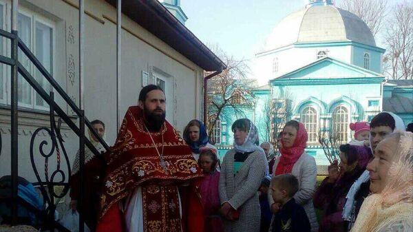 Община Успенского храма в селе Птичья Ровенского района