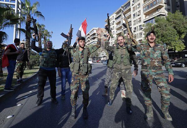 Германия среди прочих европейских стран поддержала действия США и их союзников в Сирии, но отказалась присоединиться к операции.