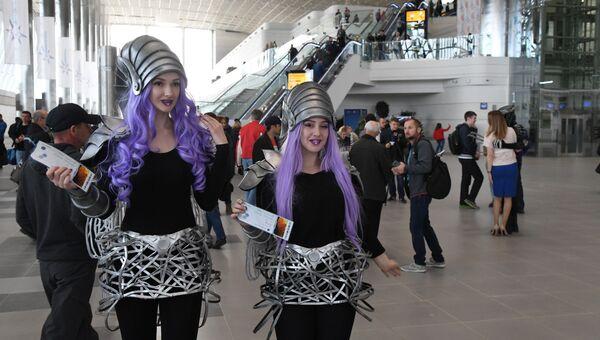 Открытие нового терминала аэропорта Симферополь в Крыму