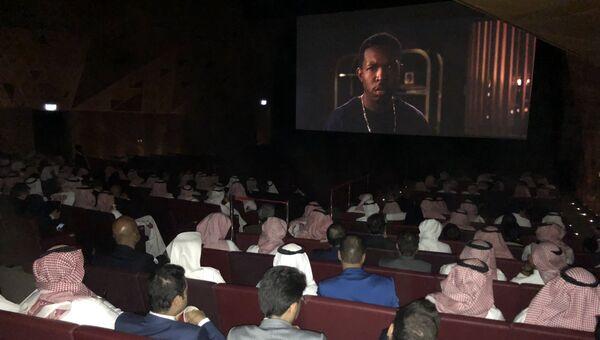 Первый публичный кинопоказ в Саудовской Аравии