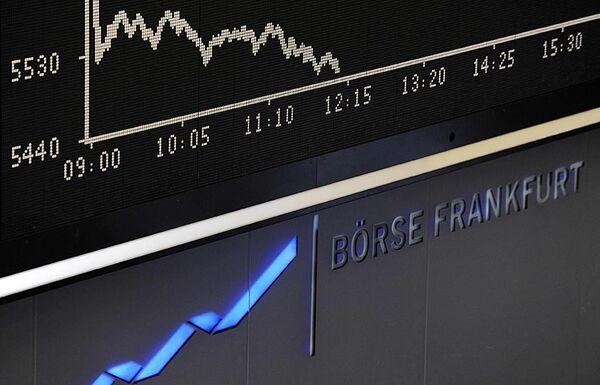 Франкфуртская фондовая биржа