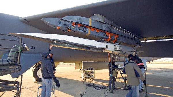 Гиперзвуковая крылатая ракета X-51A