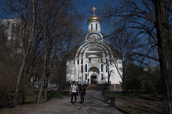 Покровская церковь в Ростове-на-Дону