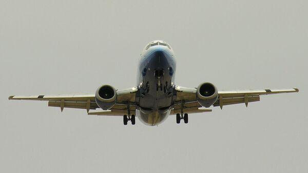 Самолет Boeing-737. Архивное фото