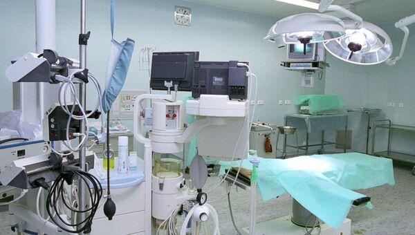 Операционная. Архивное фото