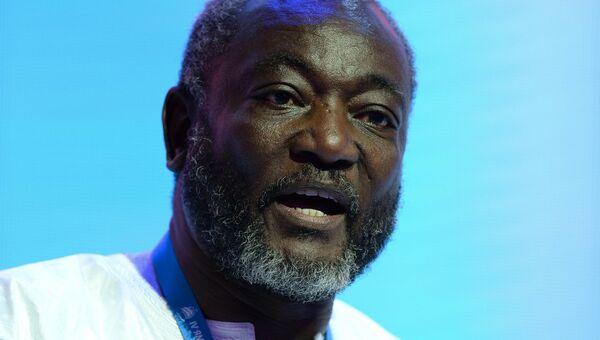 Депутат национального собрания Мали и генеральный секретарь партии Африканская солидарность за демократию и независимость Умар Марико