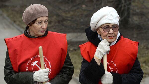 Специалисты обсудили вопрос вовлечения пожилых людей в добровольчество