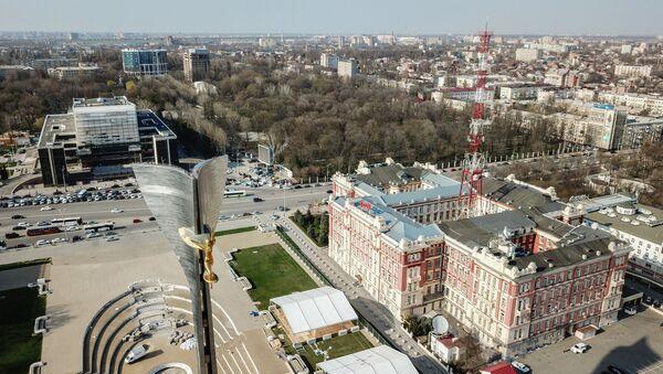 Вид на Ростов-на Дону. Архивное фото