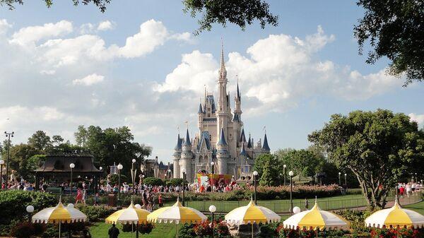 Disney World в Орландо, США