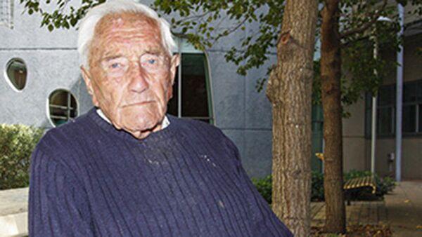 Австралийский геоботаник и эколог-статистик Дэвид Гудолл. Архивное фото