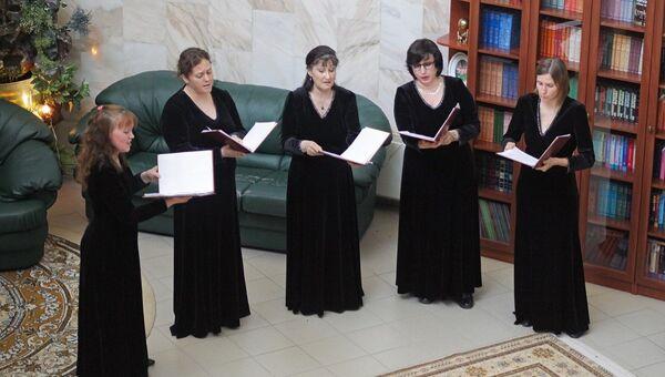 Ансамбль солистов Московского Синодального хора выступит в хосписах