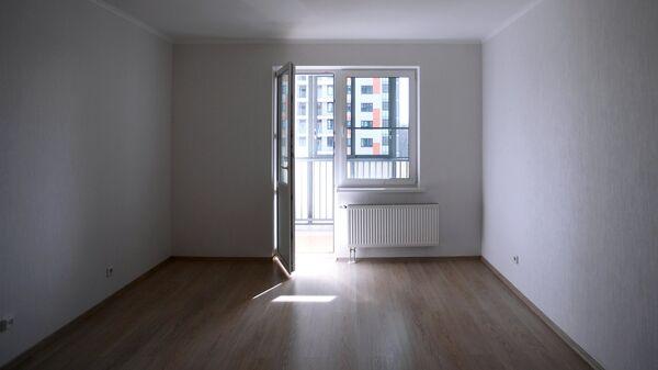 Жилой дом для переселения по программе реновации в Москве. Архивное фото