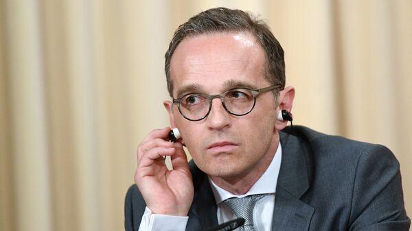 Глава МИД Германии Хайко Маас