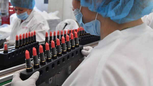 Производство губной помады