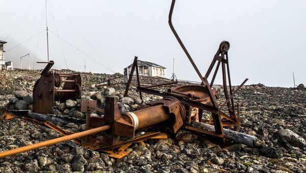 Военные продолжат очистку Шантарских островов от металлолома