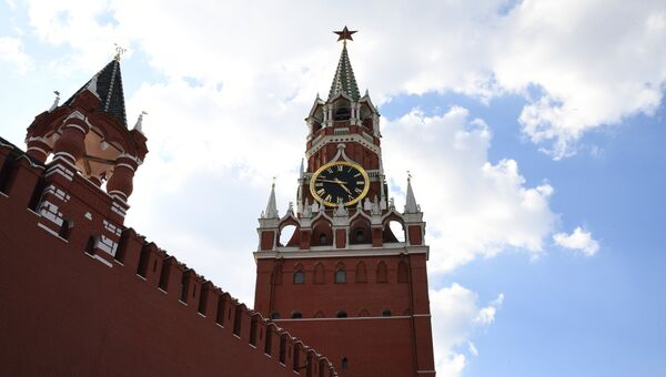 Московский Кремль. Архивное фото