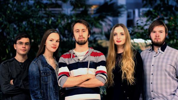 Студенты СПбГУ из команды CeramicPrints