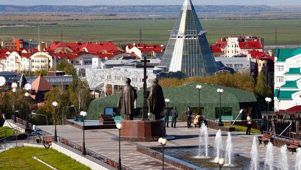 Ханты-Мансийск. Архивное фото