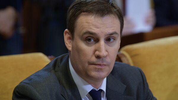 Председатель правления Россельхозбанка Дмитрий Патрушев