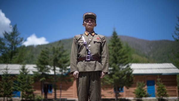 Ситуация в КНДР. Архивное фото